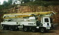 Schwing BPL1200 55mts.